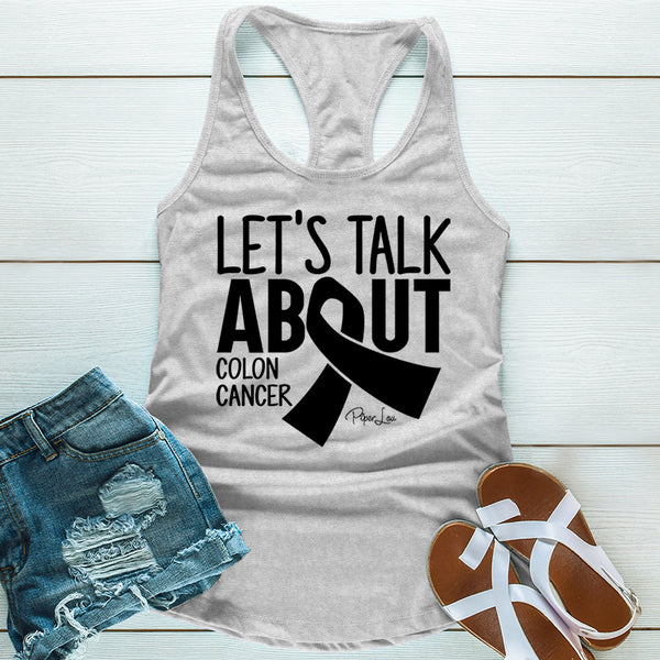 Donation Talk About Colon Cancer Piper Lou Collection