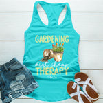 Gardening Dirt Cheap Therapy