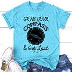 Grab Your Compass And Get Lost