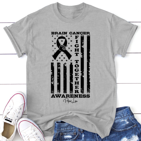 Fight Flag Brain Cancer