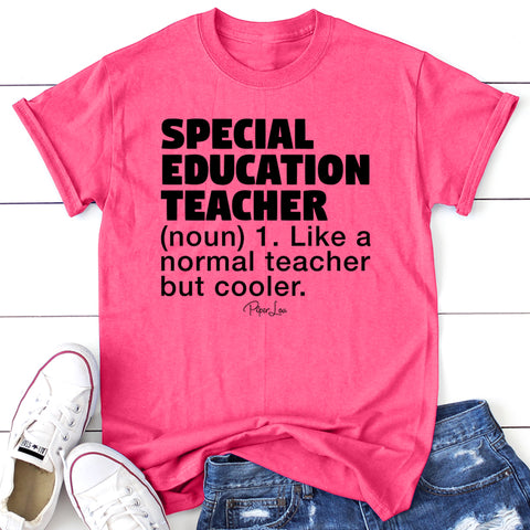 Special Education Teacher Definition