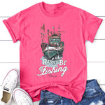 I'd Rather Be Fishing | Boat
