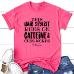 This Hair Stylist Runs On Caffeine