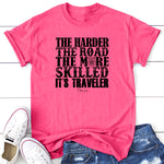 The Harder The Road Police