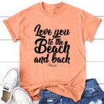 I Love You To The Beach And Back