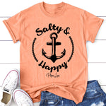 Salty And Happy