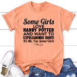 Some Girls Love Harry Potter And Want To Expelliarmus Idiots