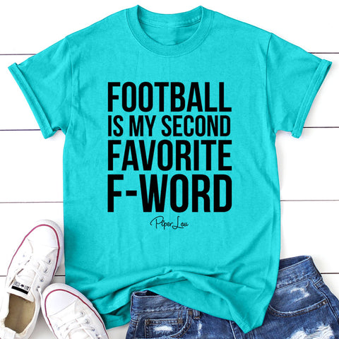 Football Is My Second Favorite F Word