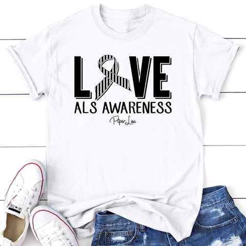 ALS Love Ribbon