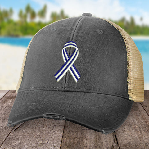 ALS Ribbon Hat