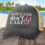 Ranch Hair Don't Care Hat