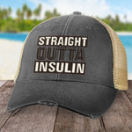 Donation - Diabetes Straight Outta Insulin Hat