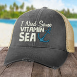 I Need Some Vitamin Sea Hat