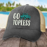 Go Topless Jeep Hat