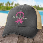 Breast Cancer For Grandma Hat