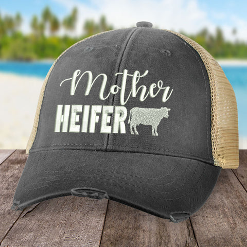 Mother Heifer Hat