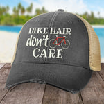 Bike Hair, Don't Care Hat (Cycling)