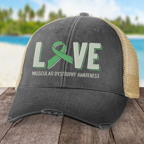 100% Donation - Muscular Dystrophy Love Hat