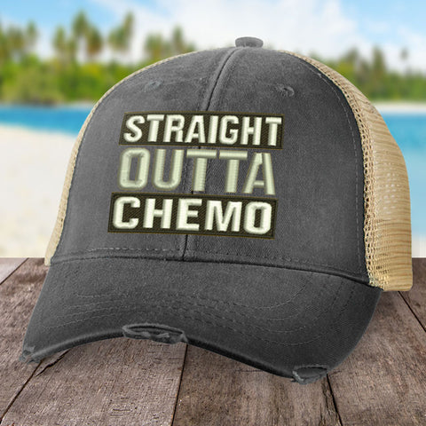 Brain Cancer Straight Outta Chemo