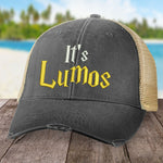 It's Lumos Hat