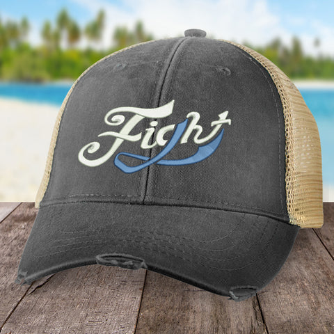 100% Donation - Colon Cancer Fight Hat