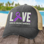 Donation - Domestic Violence Love Hat