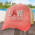 Donation - Heart Disease Love Hat