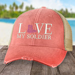 Love My Soldier Hat