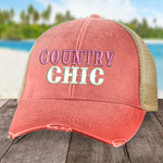 Country Chic Hat