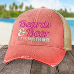 Beards And Beer Hat