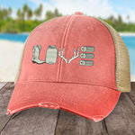 Country Girl LOVE Hat