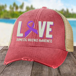Domestic Violence Love Hat