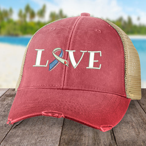 100% Donation - Diabetes Love Hat