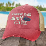 Cruise Hair, Don't Care Hat