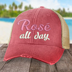 Rosé All Day Hat