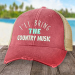 I'll Bring The Country Music Hat