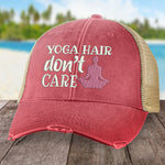 Yoga Hair Don't Care Hat