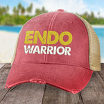 Endometriosis Warrior Hat