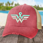 Donation - Ovarian Wonder Woman Hat