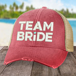Team Bride Hat