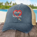 Stroke Survivor Hat