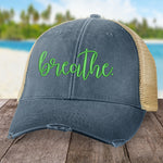 Mental Illness Breathe Hat