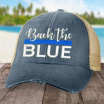 Back The Blue Hat