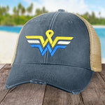 100% Donation - Down Syndrome Wonder Woman Hat