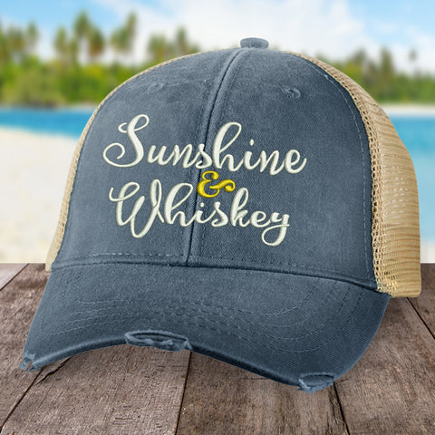 Sunshine And Whiskey Hat