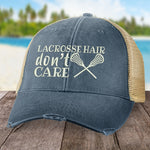 Lacrosse Hair Don't Care Hat