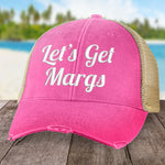 Let's Get Margs Hat