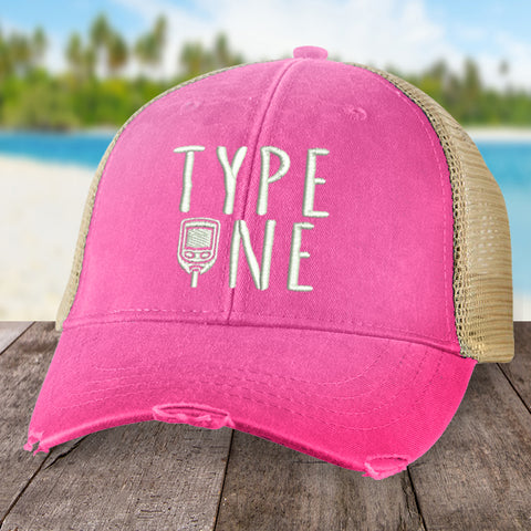 100% Donation - Diabetes Type One Hat