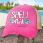 Shell Yeah Hat
