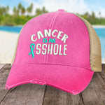 Cervical Cancer Is An Asshole Hat